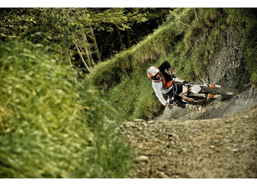 KTM: Arrivano i Power Kit  per l'offroad - Foto 4 di 8