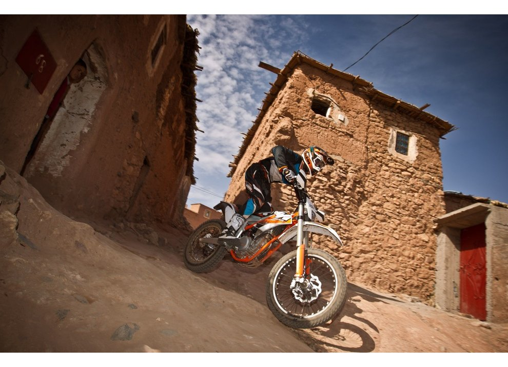 KTM: Arrivano i Power Kit  per l'offroad - Foto 7 di 8