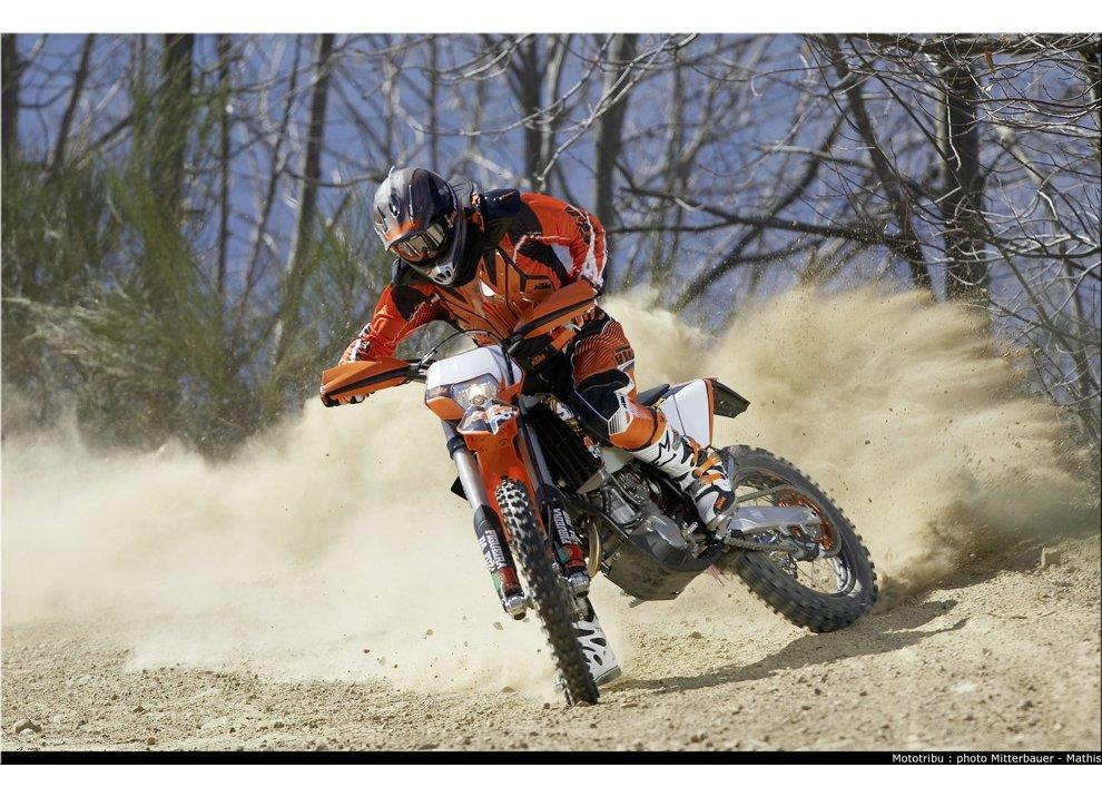 KTM: Arrivano i Power Kit  per l'offroad - Foto 1 di 8