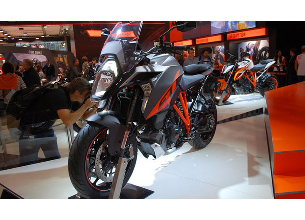 KTM, ecco la 1290 Super Duke GT