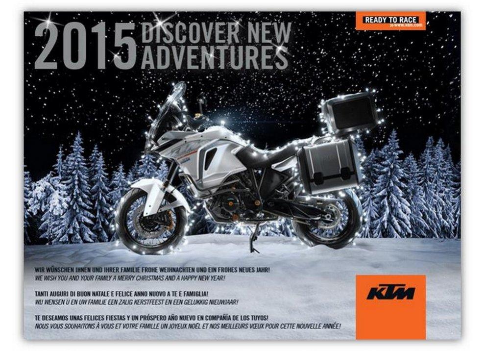 KTM ha prodotto più di 100.000 motociclette nel 2014