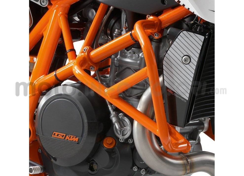 KTM Summer Duke, PowerParts in regalo - Foto 5 di 10