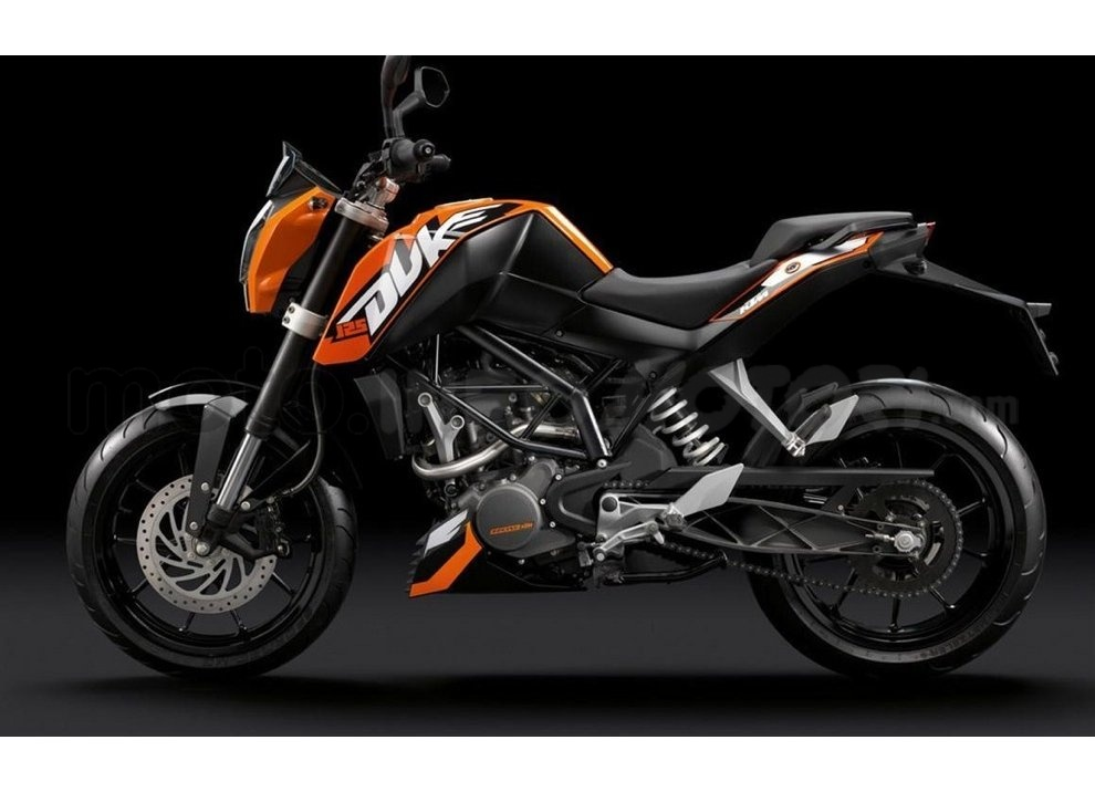 KTM Summer Duke, PowerParts in regalo - Foto 9 di 10