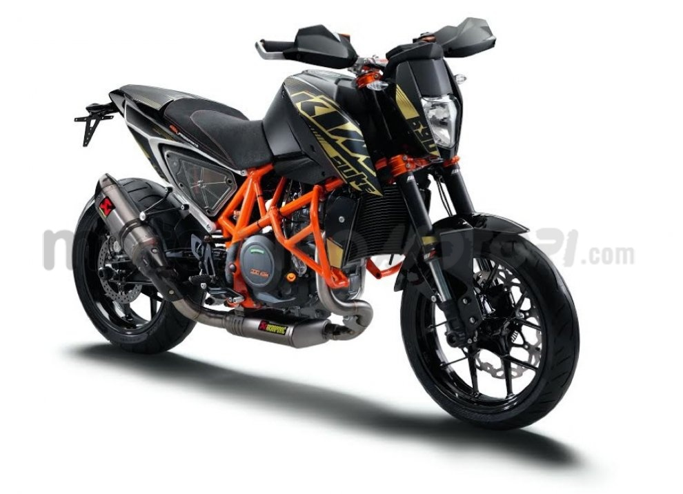 KTM Summer Duke, PowerParts in regalo - Foto 3 di 10