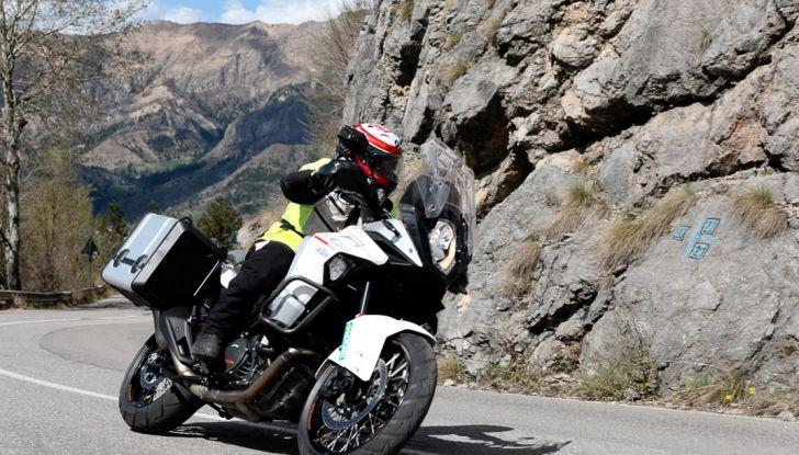 KTM 1290 Super Adventure: Prova su strada, allestimenti e prezzi - Foto 1 di 18