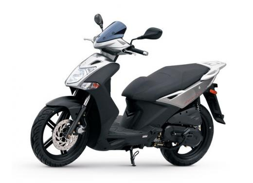 Kymco Agility 125 R16, non chiamatelo scooter low cost