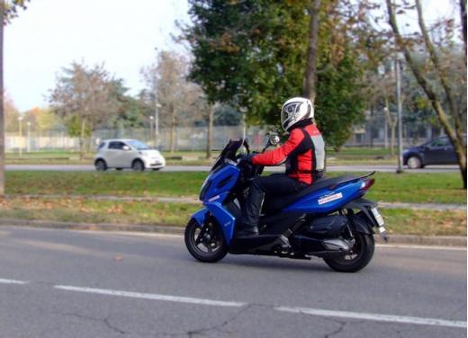Kymco K-XCT 300i: prova su strada - Foto 4 di 40