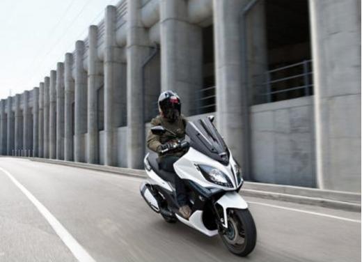 Kymco, nuovo motore G5 SC per scooter