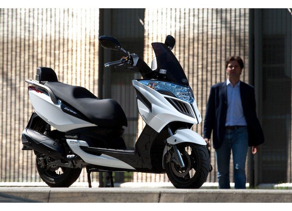 """Kymco propone l'offerta """"Rottama&Rinnova"""", anche con finanziamento - Foto 3 di 5"""