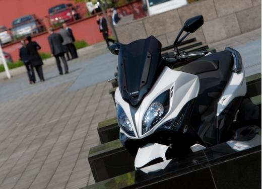 Kymco Xciting 400i ABS - Foto 10 di 21