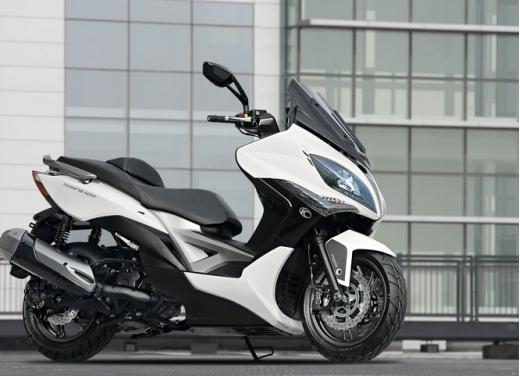 Kymco Xciting 400i ABS - Foto 2 di 21