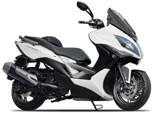 Kymco Xciting 400i ABS - Foto 15 di 21