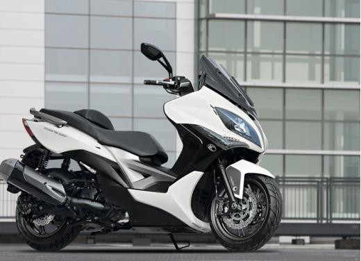 Kymco Xciting 400i ABS - Foto 12 di 21