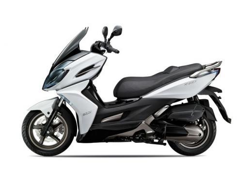 Kymco, zero interessi sugli scooter K-XCT 300i e K-XCT 125i - Foto 4 di 9