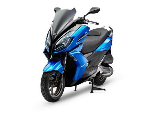 Kymco, zero interessi sugli scooter K-XCT 300i e K-XCT 125i - Foto 3 di 9