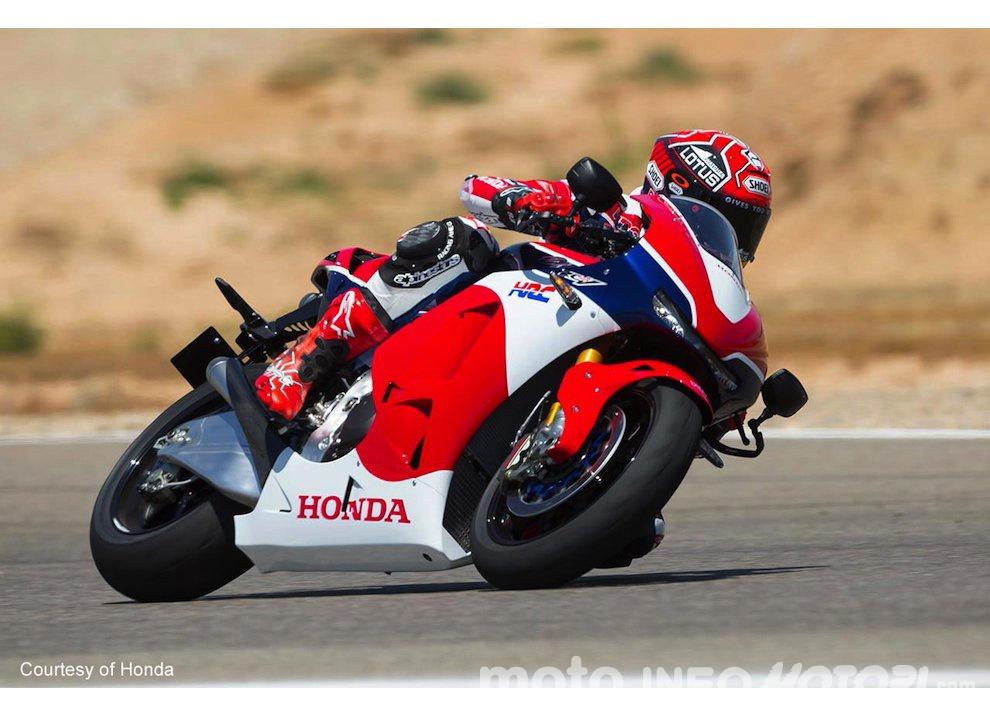 La Honda RC213 V-S da 188.000€  è già sold-out - Foto 7 di 11