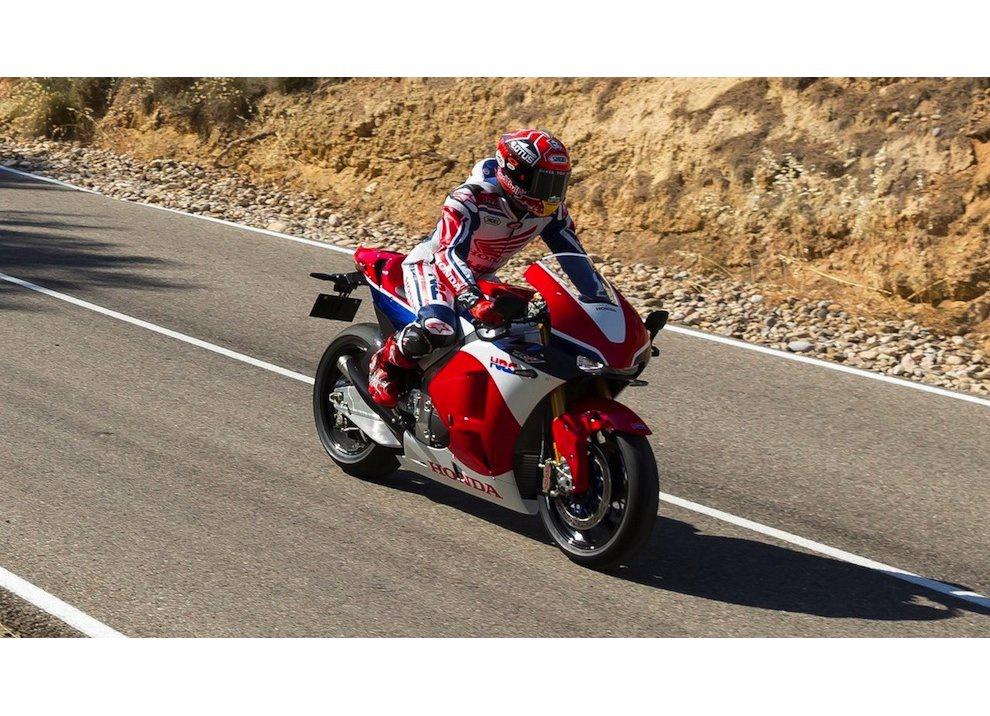 La Honda RC213 V-S da 188.000€  è già sold-out - Foto 8 di 11