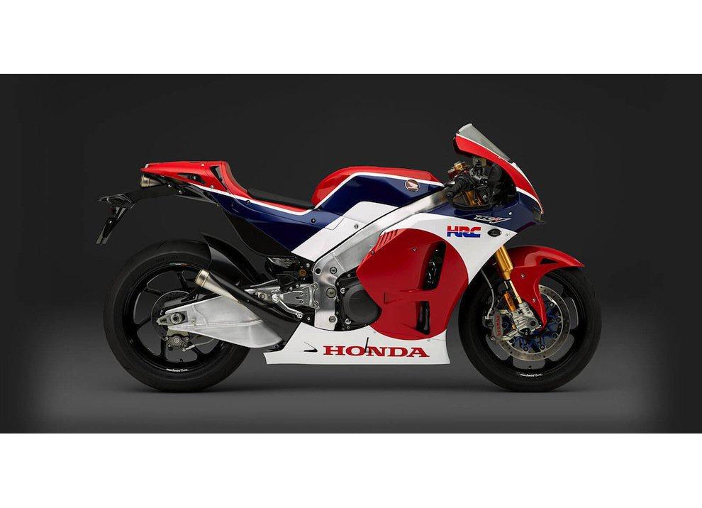 La Honda RC213 V-S da 188.000€  è già sold-out - Foto 9 di 11