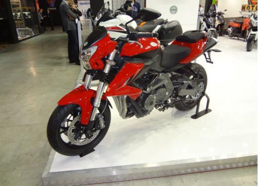 La nuova Benelli BN 600R