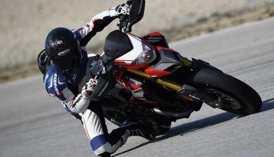 La prova in pista della Ducati Hypermotard 939 e 939 SP 2016