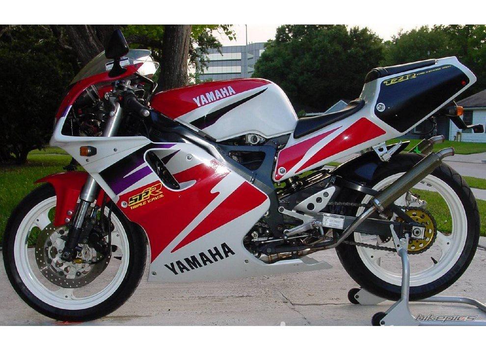 Le 5 Sportive 2T più veloci degli anni '90 - Foto 17 di 18