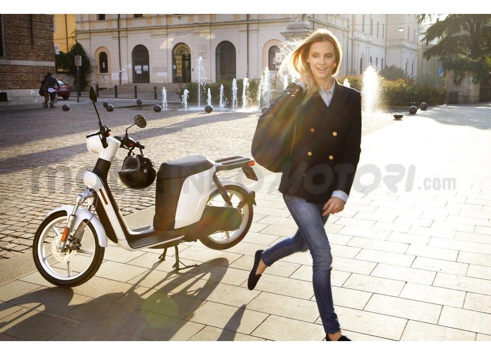 Lo scooter elettrico tutto italiano nasce a Vicenza grazie ad Askoll - Foto 2 di 48