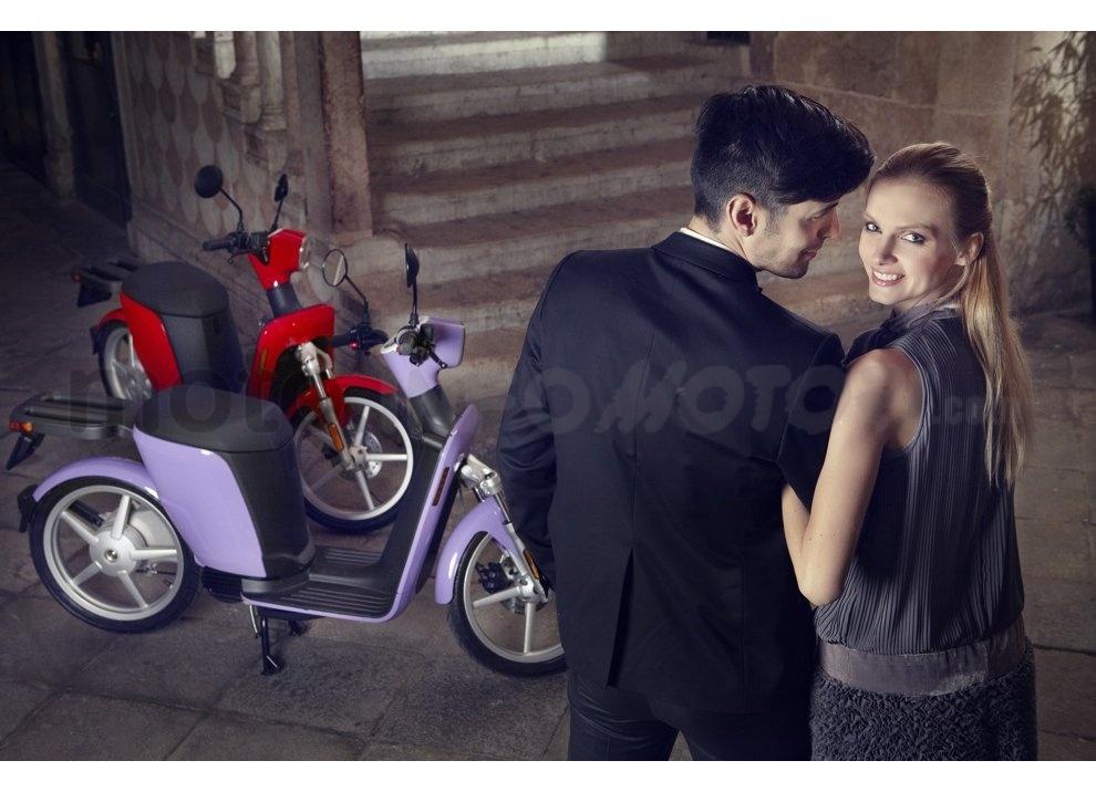 Lo scooter elettrico tutto italiano nasce a Vicenza grazie ad Askoll - Foto 4 di 48