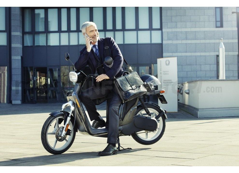 Lo scooter elettrico tutto italiano nasce a Vicenza grazie ad Askoll - Foto 5 di 48