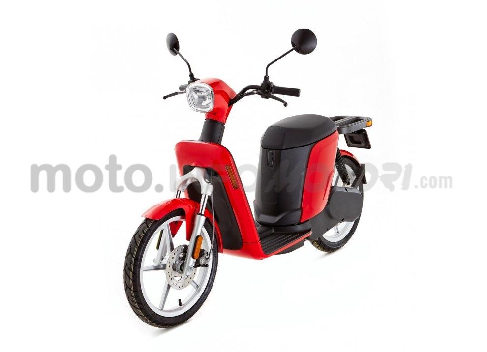 Lo scooter elettrico tutto italiano nasce a Vicenza grazie ad Askoll - Foto 10 di 48