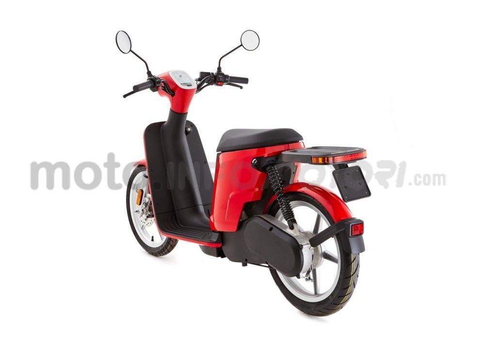 Lo scooter elettrico tutto italiano nasce a Vicenza grazie ad Askoll - Foto 12 di 48