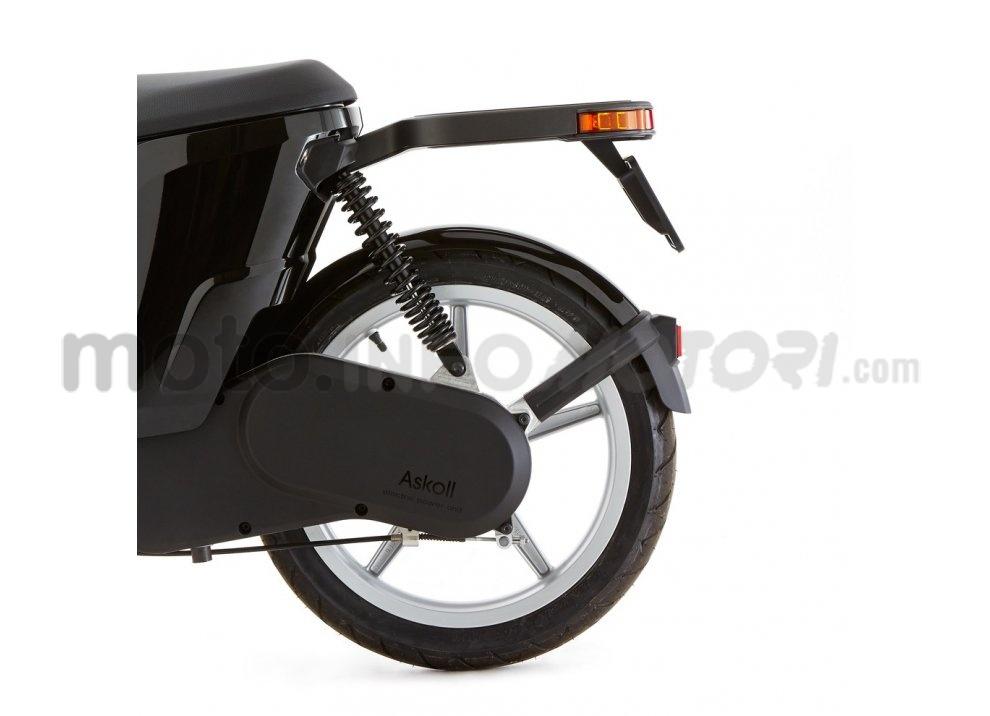 Lo scooter elettrico tutto italiano nasce a Vicenza grazie ad Askoll - Foto 14 di 48
