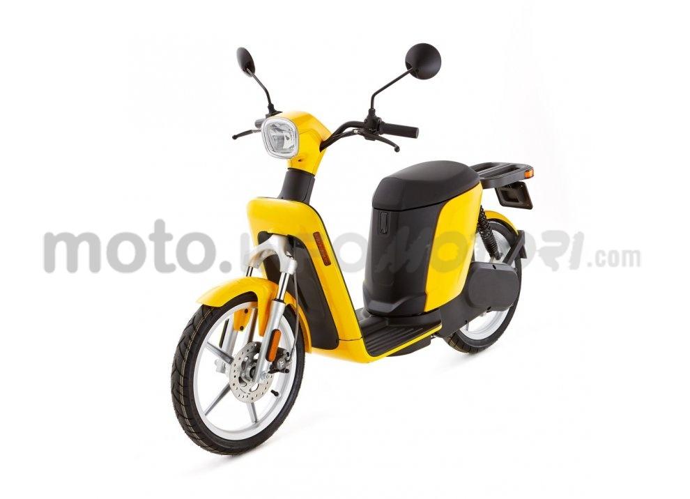Lo scooter elettrico tutto italiano nasce a Vicenza grazie ad Askoll - Foto 19 di 48