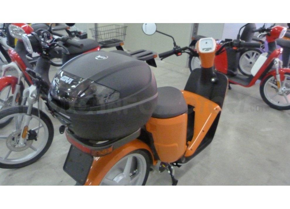 Lo scooter elettrico tutto italiano nasce a Vicenza grazie ad Askoll - Foto 34 di 48