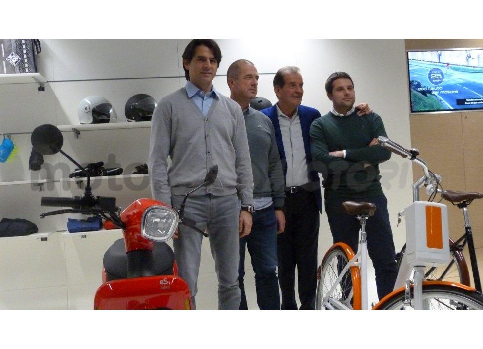 Lo scooter elettrico tutto italiano nasce a Vicenza grazie ad Askoll - Foto 39 di 48