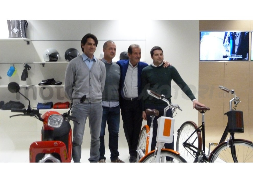 Lo scooter elettrico tutto italiano nasce a Vicenza grazie ad Askoll - Foto 40 di 48