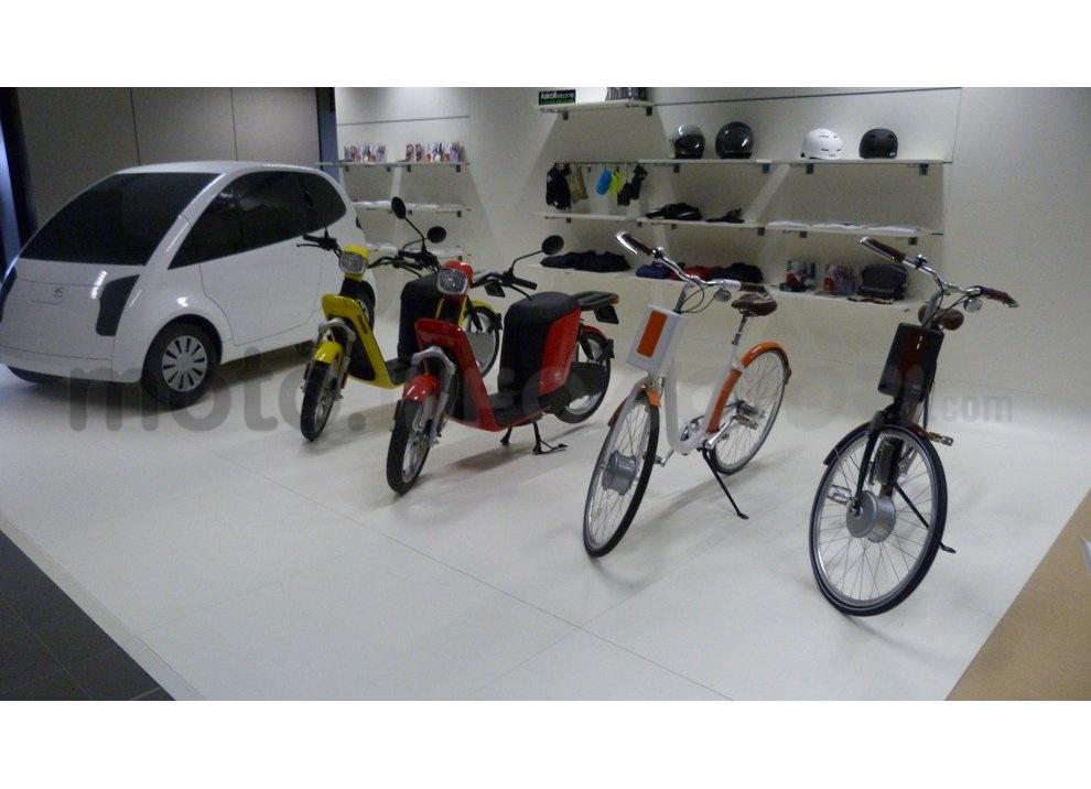 Lo scooter elettrico tutto italiano nasce a Vicenza grazie ad Askoll - Foto 41 di 48