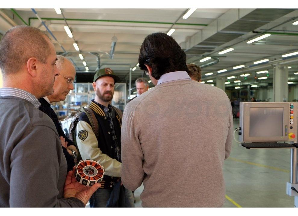Lo scooter elettrico tutto italiano nasce a Vicenza grazie ad Askoll - Foto 42 di 48