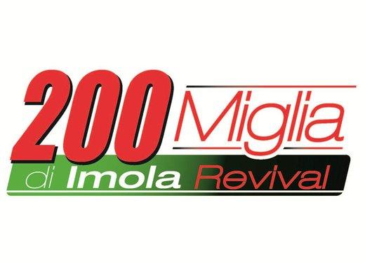 """Yamaha festeggia i suoi 50 anni nei GP alla """"200 Miglia di Imola Revival"""" - Foto 2 di 27"""