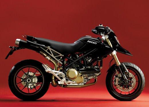 Ducati Hypermotard Black Devil Special - Foto 9 di 9