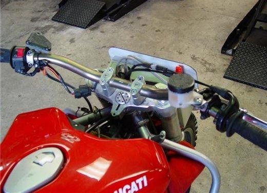 Ducati 999 Beach Racer: una superbike diventa una off-road da spiaggia - Foto 10 di 12