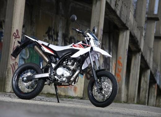 Yamaha WR125X – Test ride