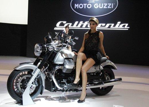 Moto Guzzi California 1400 nei concessionari sabato 24 novembre - Foto 2 di 27