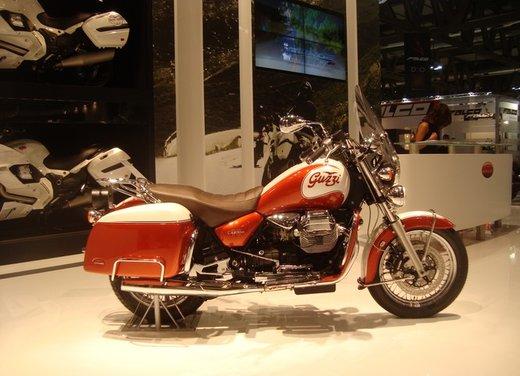 Moto Guzzi California 90° Anniversario: prezzo di 16.780 Euro - Foto 3 di 15
