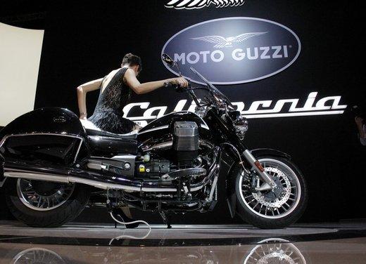 Moto Guzzi California 1400 nei concessionari sabato 24 novembre - Foto 11 di 27