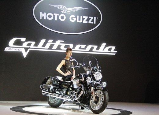 Moto Guzzi California 1400 nei concessionari sabato 24 novembre - Foto 7 di 27