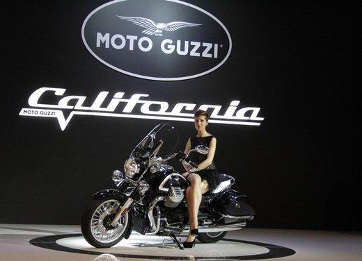 Moto Guzzi California 1400 nei concessionari sabato 24 novembre - Foto 1 di 27