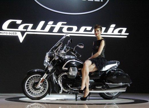 Moto Guzzi California 1400 nei concessionari sabato 24 novembre - Foto 8 di 27