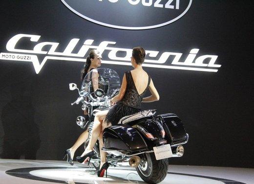 Moto Guzzi California 1400 nei concessionari sabato 24 novembre - Foto 9 di 27