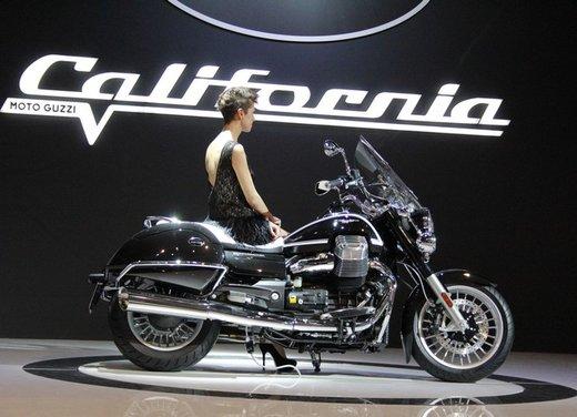Moto Guzzi California 1400 nei concessionari sabato 24 novembre - Foto 10 di 27