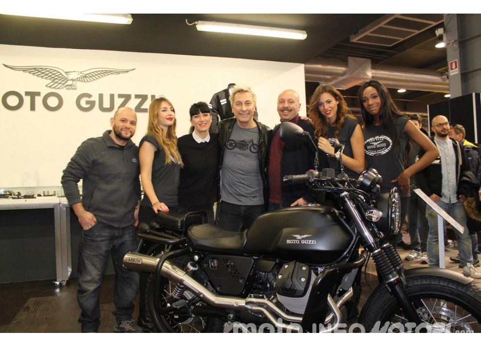 Moto Guzzi e Aprilia in primo piano al Motor Bike Expo 2016